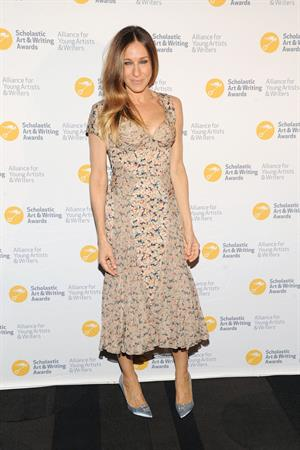 Sarah Jessica Parker - Alliance For Young Artist & Writers Benefit on May 31, 2013