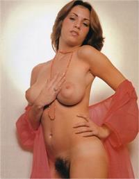 Linda Gordon - pussy and nipples