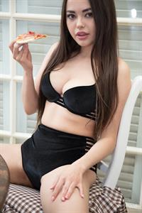 Pizza Time - Free preview - WATCH4BEAUTY | Nude Art Magazine