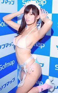 Shoko Takasaki in a bikini