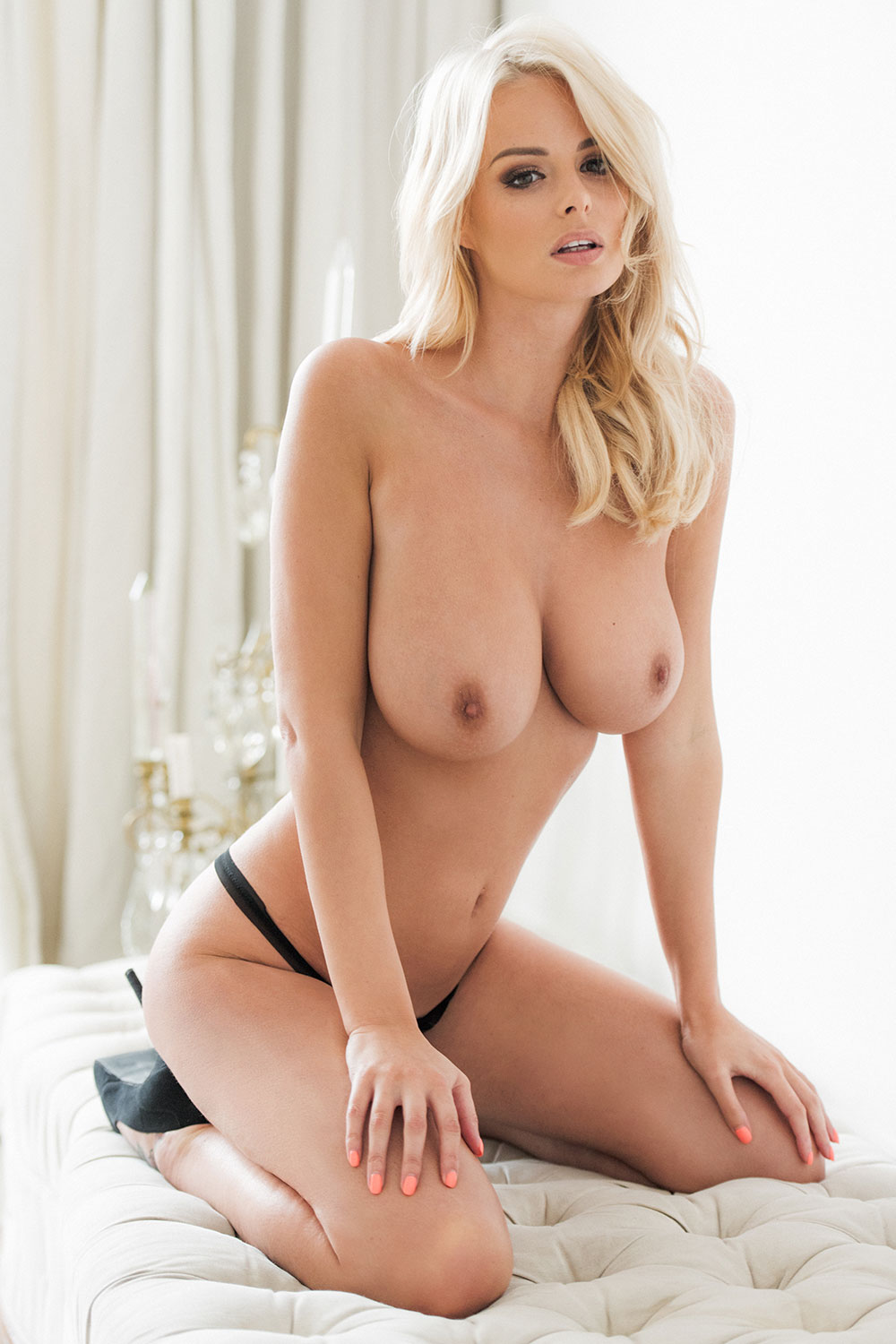 Rhian Sugden - breasts