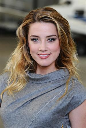 Amber Heard Beautiful in her Top Gear Drive Angry shoot Top Gear and Drive Angry promo shoot. February 16, 2011
