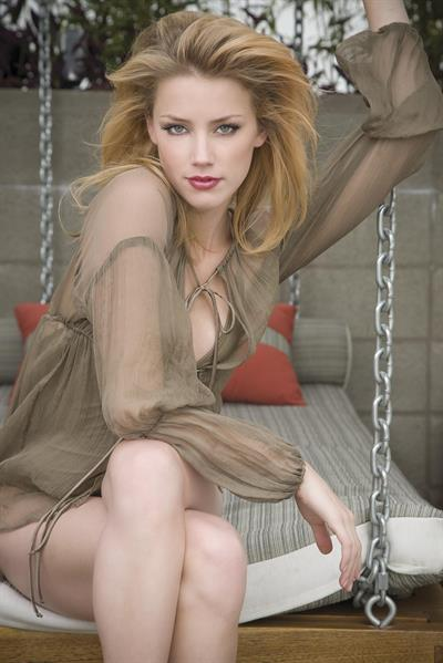 Amber Heard Bobby Quillard photoshoot