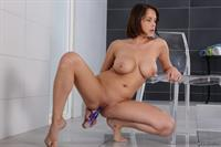 Ana Bell Evans - pussy and nipples