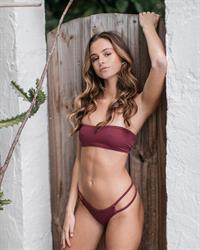 Daniella Beckerman in a bikini