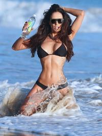 Charissa Littlejohn in a bikini
