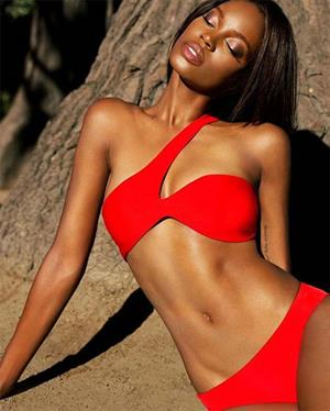 Eugena Washington Is Looking Delicious