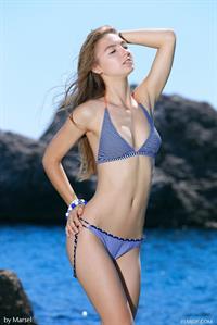 Izabel A in a bikini