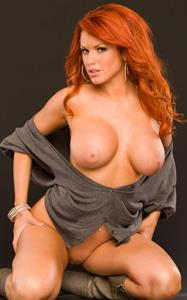 Anne Krystel Goyer - pussy and nipples
