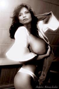 Vintage Amira Love aka Laureen Pietri HotMag du mois 92