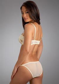 Jarah Mariano in lingerie