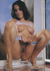 Sabine Mallory - pussy and nipples