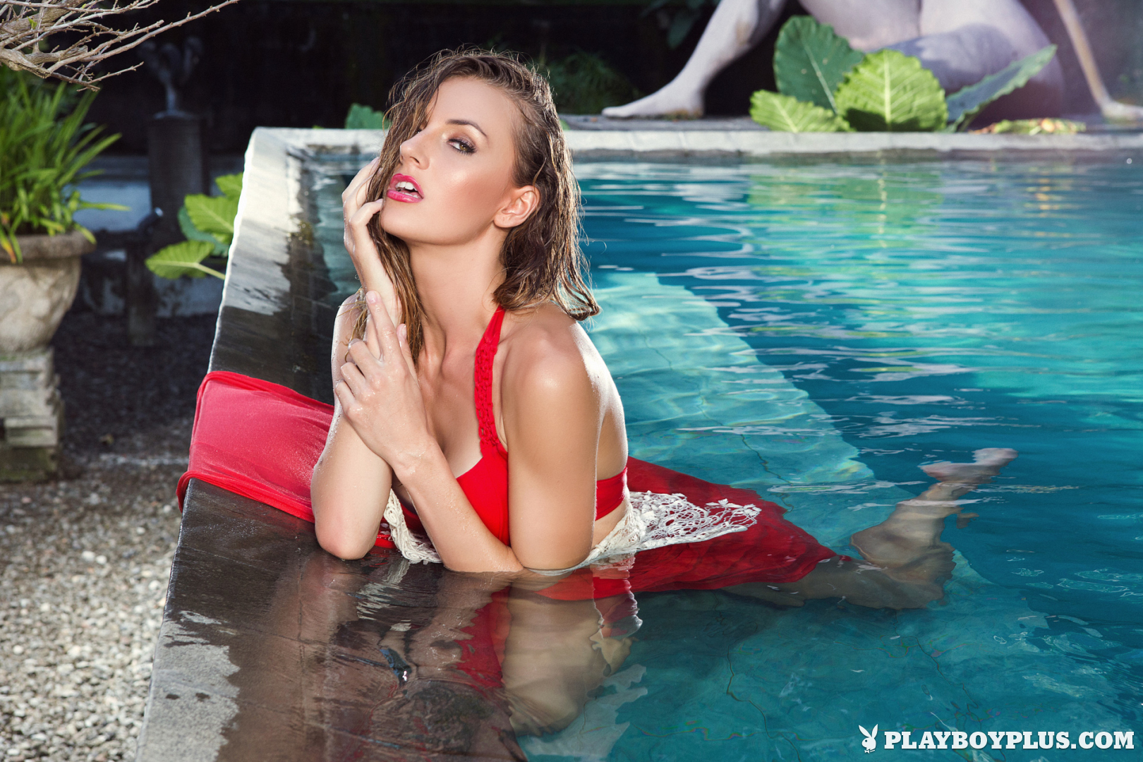 Playboy Cybergirl -Jennifer Love Nude Photos & Videos at Playboy Plus!