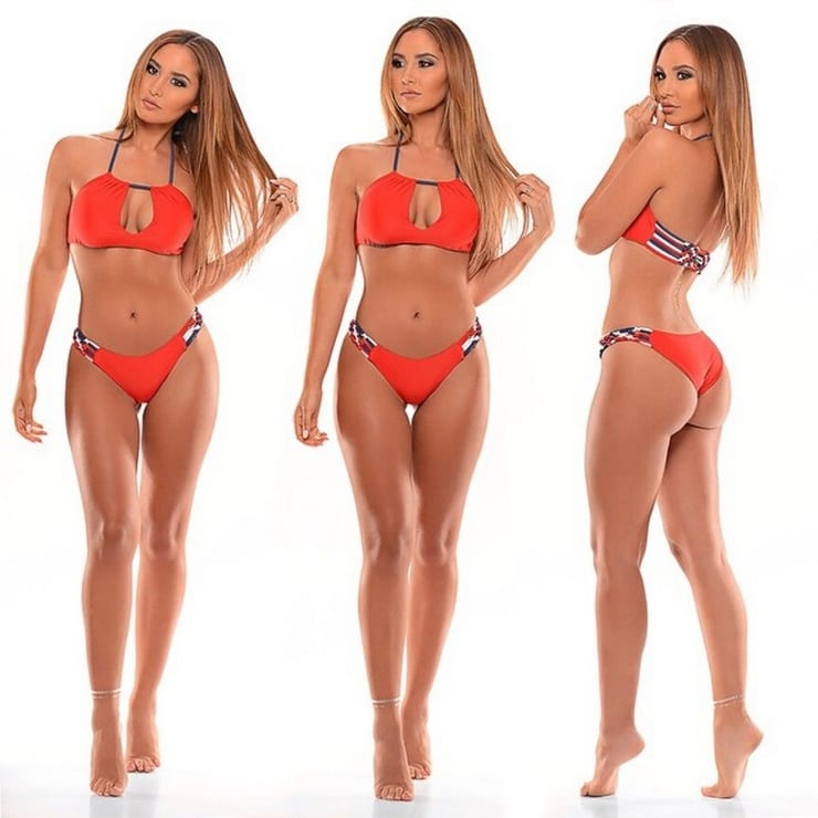 Catherine Paiz Bikini