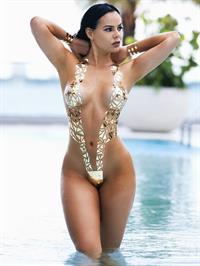 Anays Leyva in a bikini