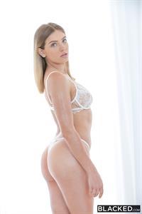 Giselle Palmer in lingerie