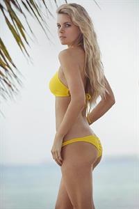 Chrissy Blair in a bikini - ass
