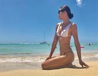 Maxine Medina in a bikini