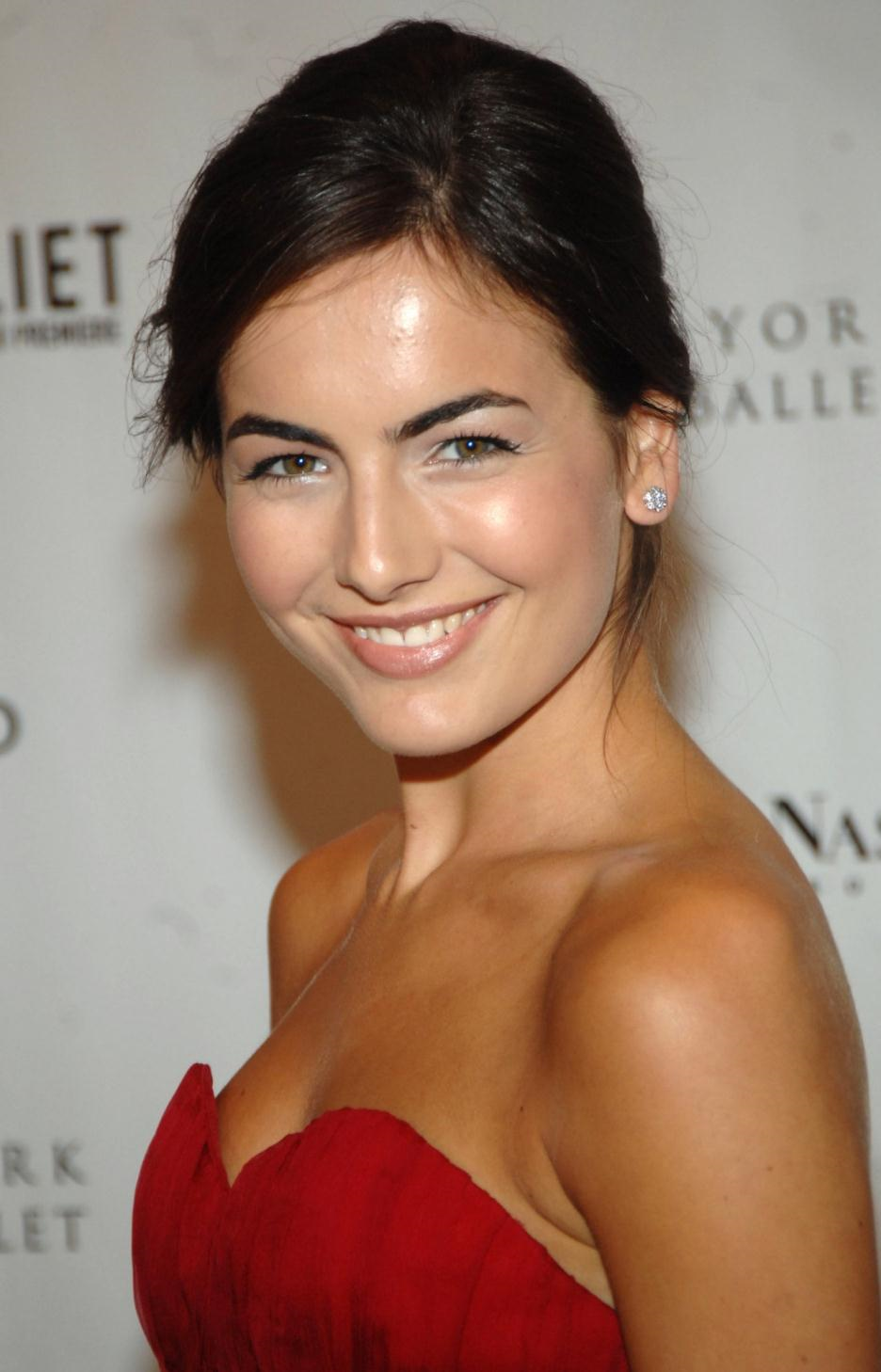 Camilla belle and asian guy