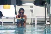 Lacey Turner in a bikini