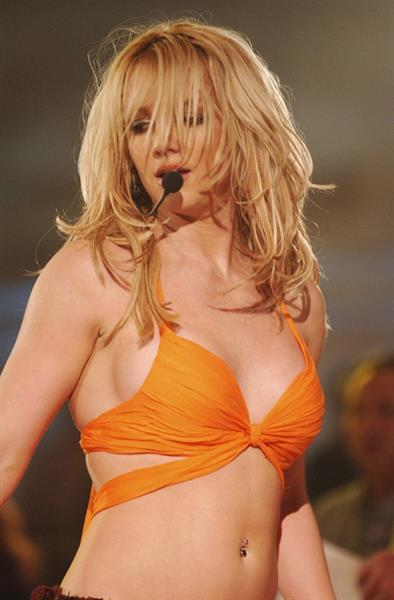 Britney Spears in lingerie