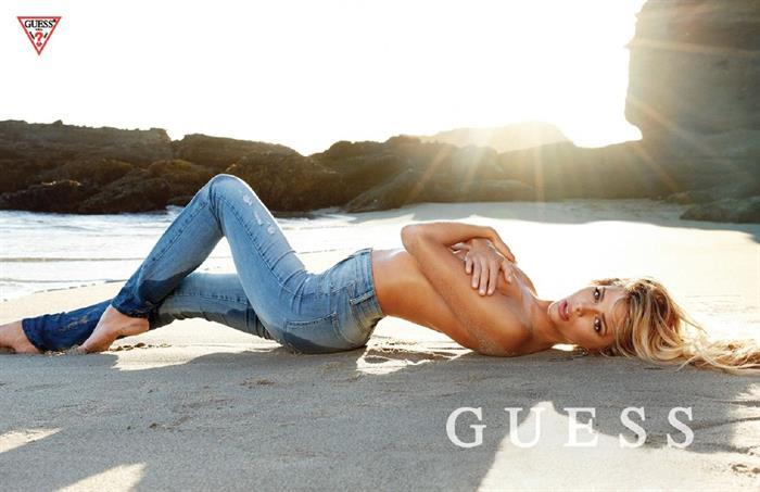 Danielle Knudson Guess?