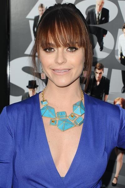 Taryn Manning  Now You See Me  Los Angeles Special Screening (May 23, 2013)