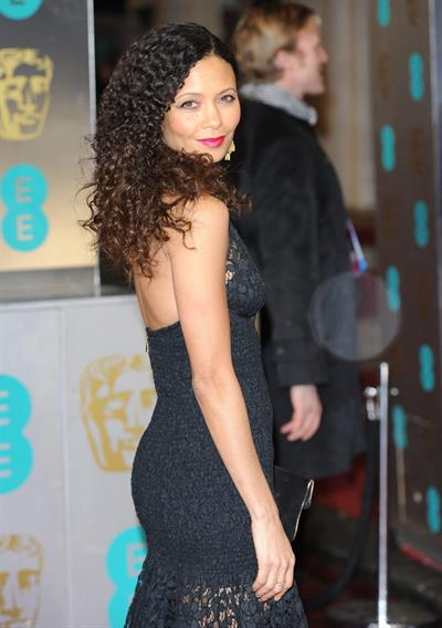 Thandie Newton British Academy Film Awards, London, Feb 10, 2013