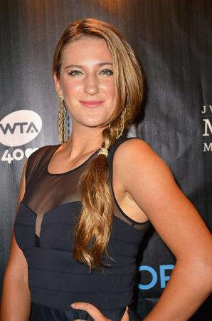 Victoria Azarenka Sony Open Tennis 2013: Players Party on March 19, 2013