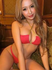 Kanae Watanabe in a bikini