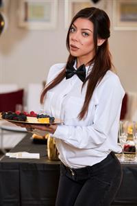 Karma Rx Pictures. Karma RX Sexy Waitress. Hotness Rating