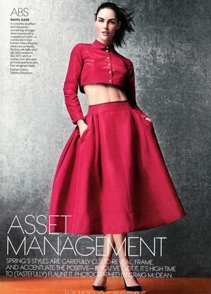 Vogue US, April 2013