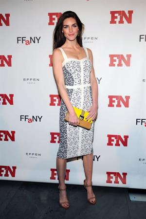 Attending the 2012 Footwear News Achievement Awards at MOMA in New York City on November 27, 2012