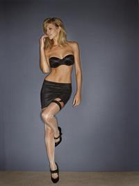 Tricia Helfer in a bikini