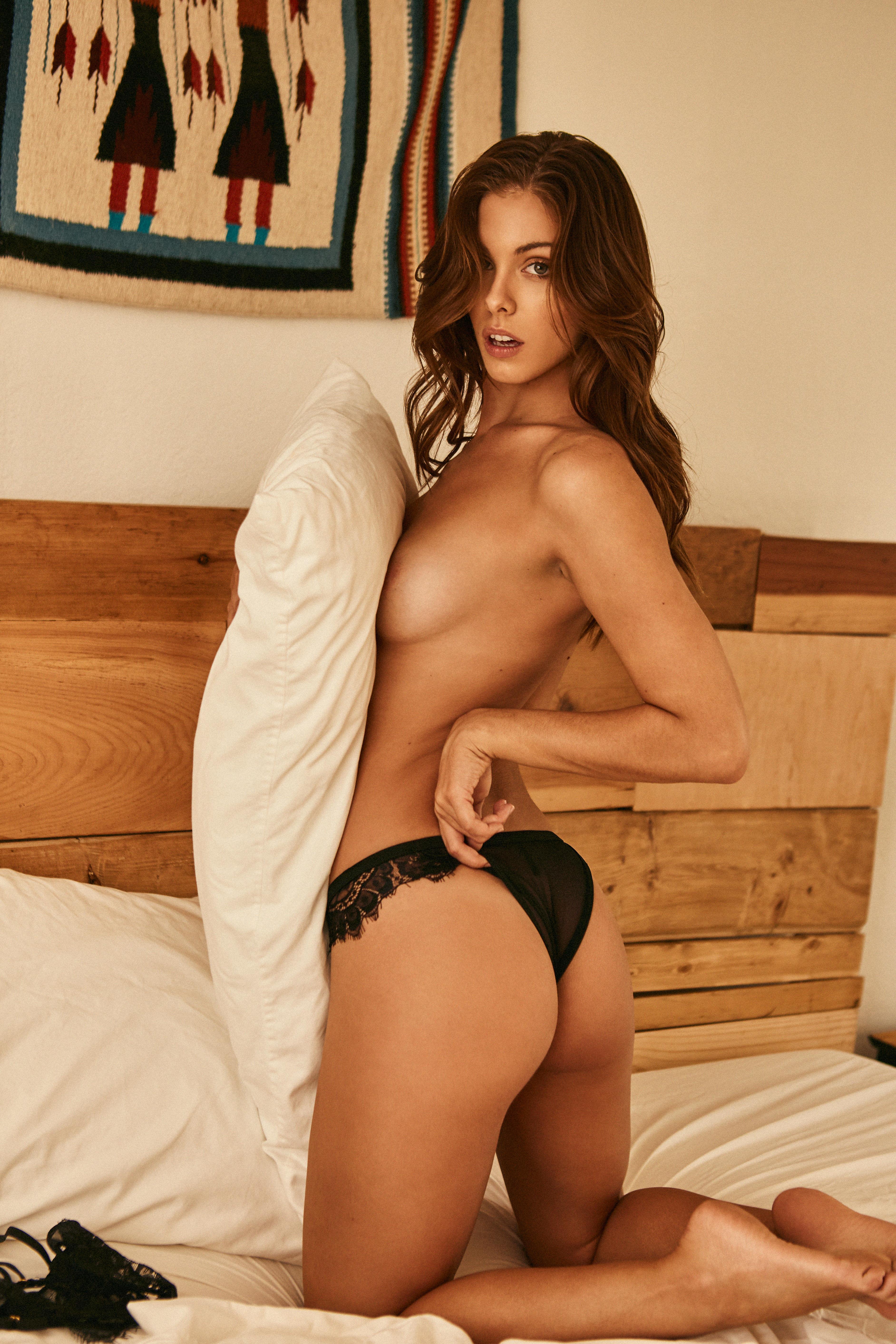 Carmella naked