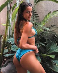 Sadie Gray in a bikini