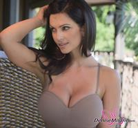 Denise Milani Photoset - Balcony