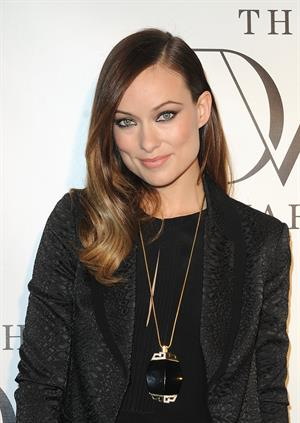 Olivia Wilde at DVF Awards at the United Nations in New York City - April 5, 2013