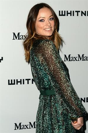Olivia Wilde attends Whitney Museum Annual Art Party -Skylight at Moynihan Station - New York City - May 1 2013