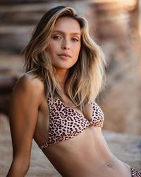 Casey James Australian swimsuit model