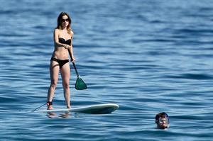 Olivia Wilde on the beach in Hawaii - May 27, 2013