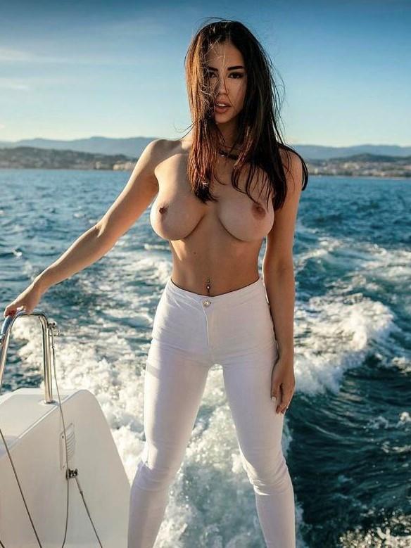 Iren Piontkovskaya - breasts