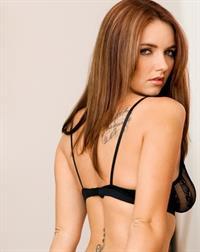 Erin Heidrich in lingerie