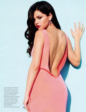Selena Gomez Harper's Bazaar (US) April, 2013