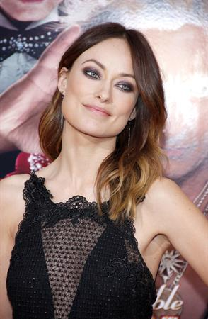 Olivia Wilde attends  The Incredible Burt Wonderstone  Los Angeles Premiere - March 11, 2013