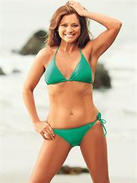 Valerie Bertinelli in a bikini