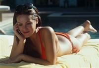 Sasha Barrese in a bikini