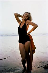 Jessica Lange in a bikini
