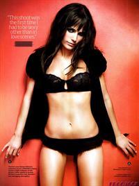 Jordana Brewster in lingerie