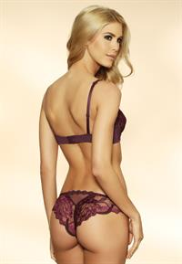Katiuscia Torres in lingerie - ass
